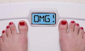 การจดบันทึกน้ำหนักตัว โดยการเฉลี่ยนำ้หนักต่อสัปดาห์เพื่อเห็นแนวโน้ม